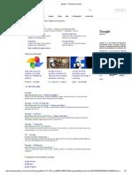 Google - Pesquisa Google