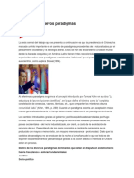 Chávez y Los Nuevos Paradigmas- Pluralismo Juridico