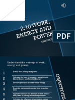 2.10 Work, Power, And Efficiency
