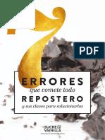 7 errores que comete todo respostero y sus claves para solucionarlos.pdf