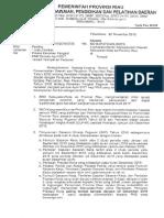 April 2017 Surat Edaran KP Terkait Pengalihan
