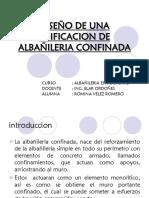 Diapositiva Alba Confinada