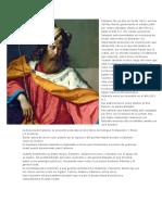 Biografia Del Rey Salomón