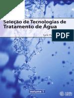 Seleção de Tecnologias de Tratamento de Água - Volume 1