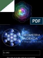 Taller de Geometria Sagrada Dr Nixon Dìaz