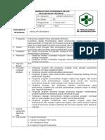 1.2.5.9 Sop Komunikasi Dan Koordinasi Dalam Pelaksanaan Program