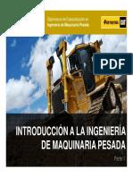 IM01 01 Introducción a La Ingeniería de Maquinaria Pesada - I (1)