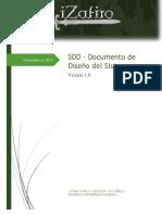 [iZafiro] - SDD_(1.0)