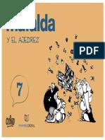 MAFALDA Y EL AJEDREZ  - Quino.pdf