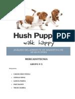 Analisis del Macroambiente de HUSH PAPPIER