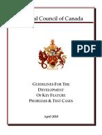 CDM Guidelines e