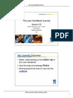Lean Handbook Journey
