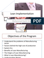 Lean Implementation