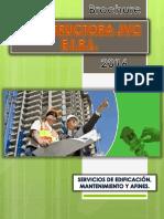 Brochure Constructora Jvc Eirl