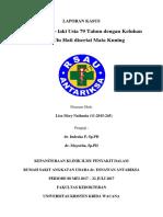 CASE IKTERUS OBSTRUKTIF + DMT2
