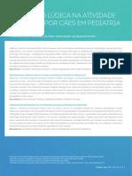 INTERAÇÃO LÚDICA NA ATIVIDADE ASSISTIDA POR CÃES EM PEDIATRIA.pdf