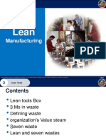 2 Lean Tools Waste