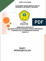 Seminar Proposal Dirga