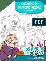 Cuaderno Grafomotricidad