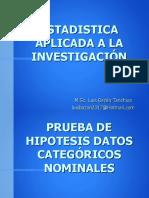 Hipotesis Con BD