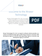 Welcome to the Xtraxor Technology