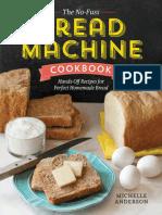 The No-Fuss Bread Machine Cookbook