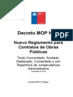 Decreto 75 MOP, reglamento para obras publicas.pdf