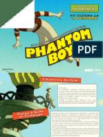 Phantom Boy Livret Coloriage Fr