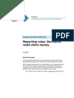 Australia Client Money