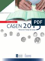 Manual Casen 2015