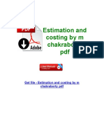 353462422 estimation and costing by m chakraborty pdfpdf portable 353462422 estimation and costing by m chakraborty pdfpdf portable document format operating system fandeluxe Image collections