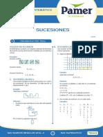PAMER -- R.MATEMÁTICO - SUCESIONES