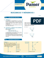 PAMER -- R.MATEMÁTICO - 10 Maximos y Minimos
