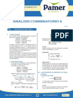 PAMER -- R.MATEMÁTICO - Analisis Combinatorio II