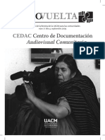 MANOVUELTA, CENTRO DE DOCUMENTACION AUDIOVISUAL COMUNITARIA