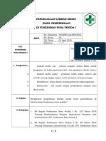 Scribd Download.com Sop 60 Pengelolaan Limbah Hasil Pemeriksaan Docx