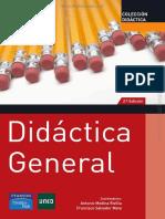 Didáctica General Medina 2a Ed