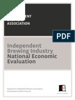 IBA National Economic Evaluation