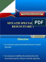 Situatii_speciale_in_resuscitare_I.ppt;filename= UTF-8''Situatii speciale in resuscitare I