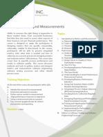 SQ006 DCO Quality Metrics and Measurements