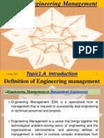 GE404 Topic 1 Introduction EM