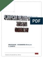 Planificari Primar 20132014
