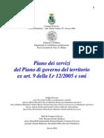 PGT - Piano dei Servizi - Bozza