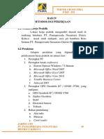 11. Bab IV Metodologi Pekerjaan