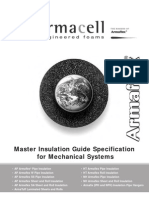 Armacell - Master Insulation Guide Spec