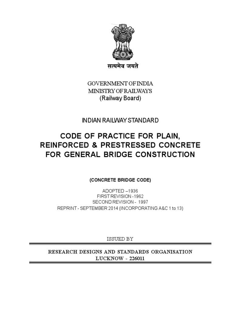 Concrete Bridge Code 2014_6 | Prestressed Concrete | Concrete