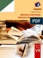 (Www.bukuMODUL.com) Kelas 07 SMP Bahasa Indonesia Guru