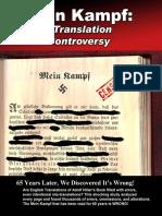 Mein Kampf Translation Controversy