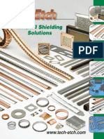 Shielding Catalog Tech-Etch 144