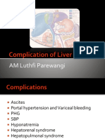 AMLP - Complication of Liver Chirrosis